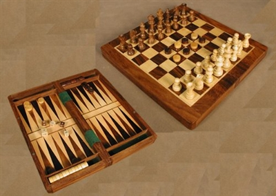 3 in 1 Game Compendium Chess, Checkers, and Chess