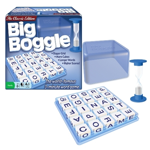how to play boggle on paper