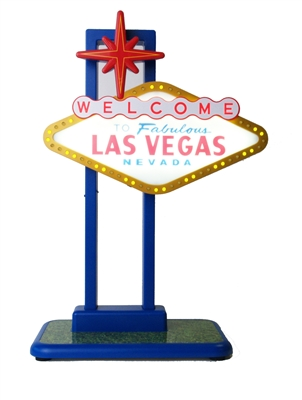 Welcome to Las Vegas Light-Up Sign