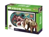 4D Vision Woolly Mammoth Anatomy Model