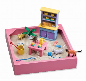 "My Little Sandbox Deluxe - Kitty Tea Partyâ""¢"