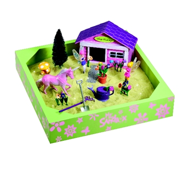 "My Little Sandbox Deluxe - Fairy Gardenâ""¢"