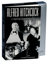 Alfred Hitchcock Mystery Jigsaw Puzzle