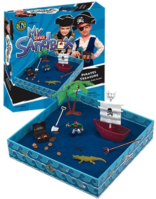 "My Little Sandbox Play Tray - Pirates Treasureâ""¢"