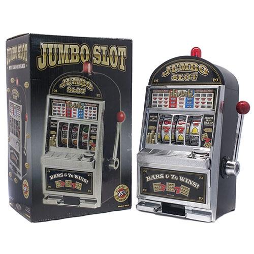 bank slot machine