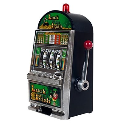 Luck of the Irish Slot Bank