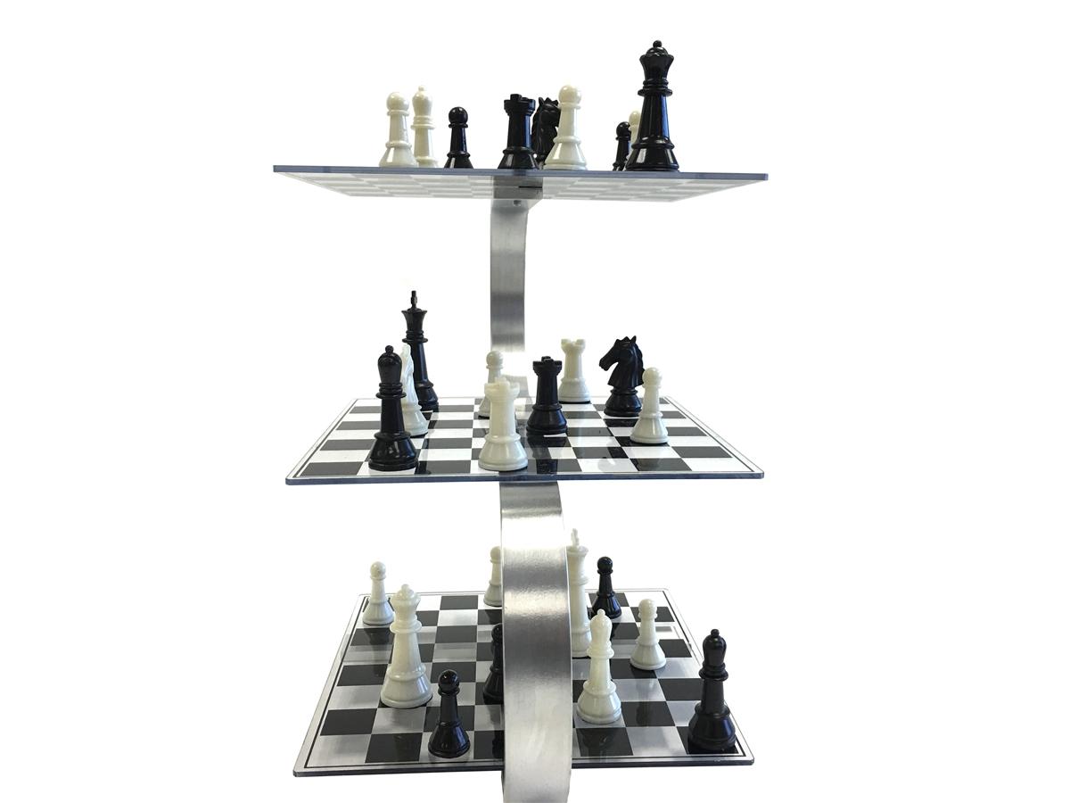 Strato chess - Multi level chess board ...