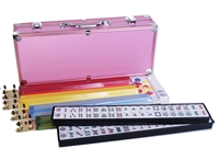 Deluxe Mahjong in Pink attache