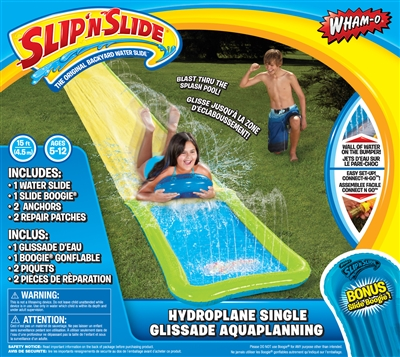 Slip 'N Slide Hydroplane with Boogie
