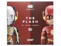 XXRAY 4D 9 inch tall The Flash model with half see through to Flash's anatomy