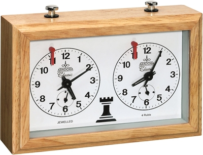 Tournament Style Chess Clock