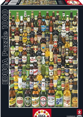 Beers (1000 pc Puzzle)
