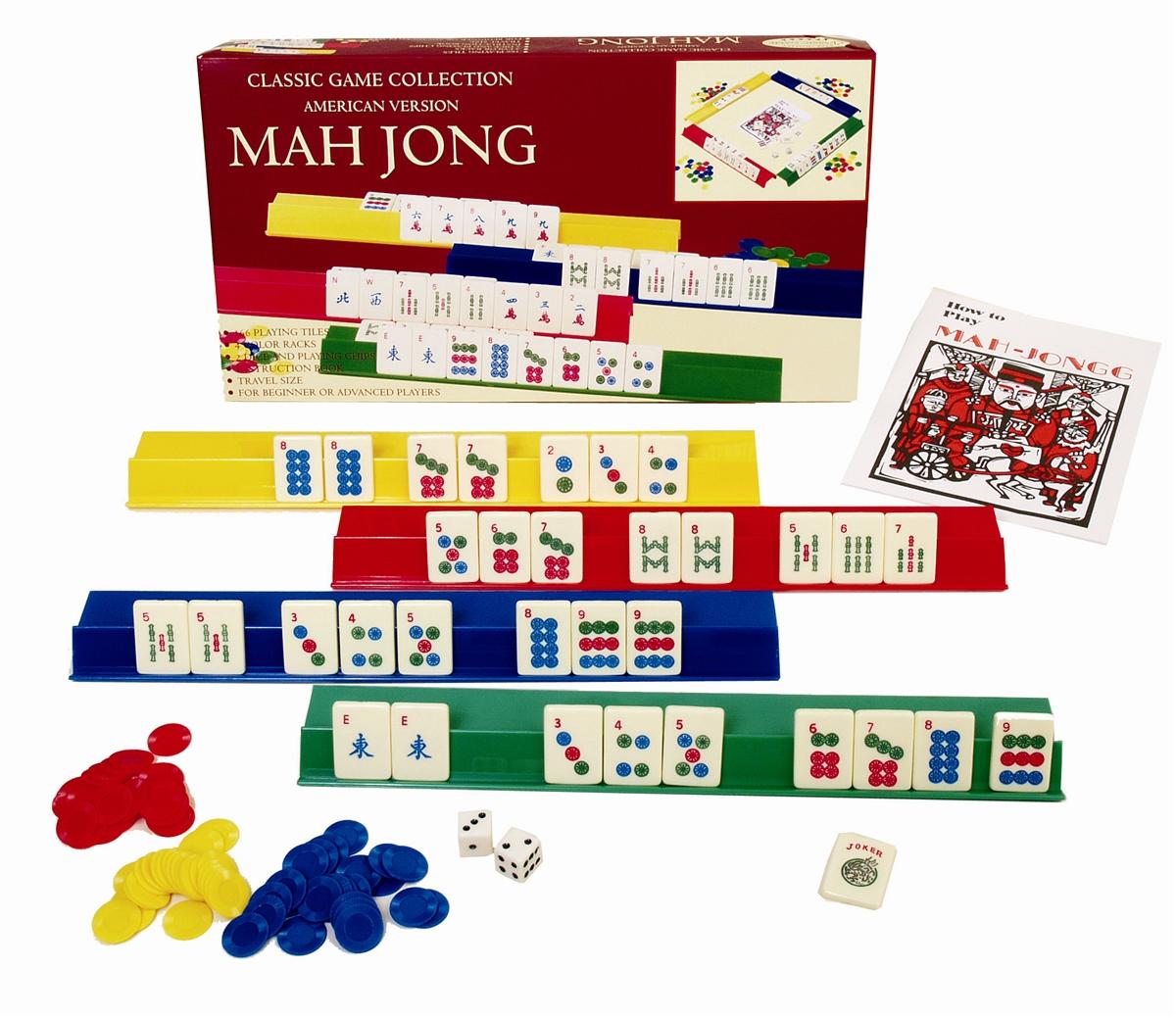 travel mahjong set