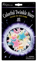 Colorful Twinkle Stars