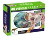 4D Vision Tiger Anatomy Model