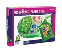 4D Science Plant Cell Anatomy Model