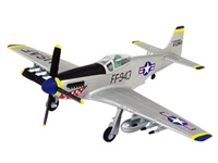 4D Vision F-51D Mustang Puzzle