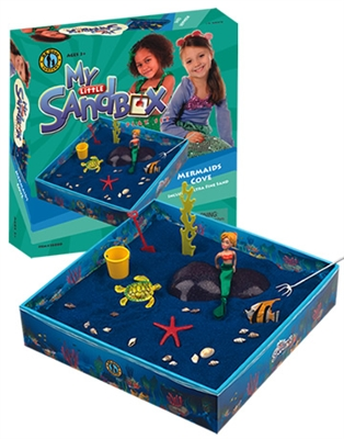 "My Little Sandbox Play Tray - Mermaid's Coveâ""¢"
