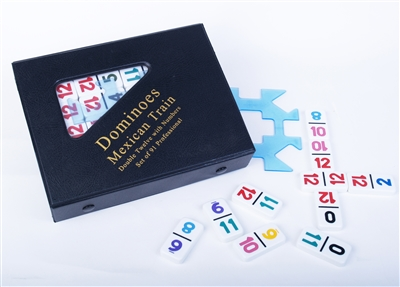 Double Twelve Numbered Dominoes