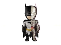 XXRAY 4D 9.5 inch tall Batman model with half see through to Batman's anatomy