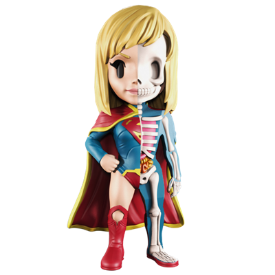 XXRAY DC Supergirl