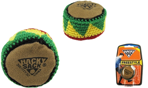How to Play Hacky Sack in a Group: 12 Steps (with Pictures)