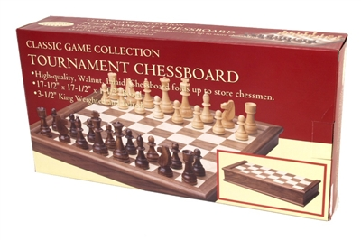 Roll Up Tournament Chess Set