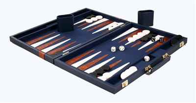 "15"" Deluxe Backgammon Attache"